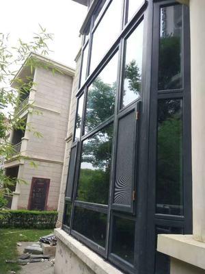 枫丹白鹭换门窗