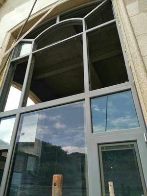 榆林别墅门窗